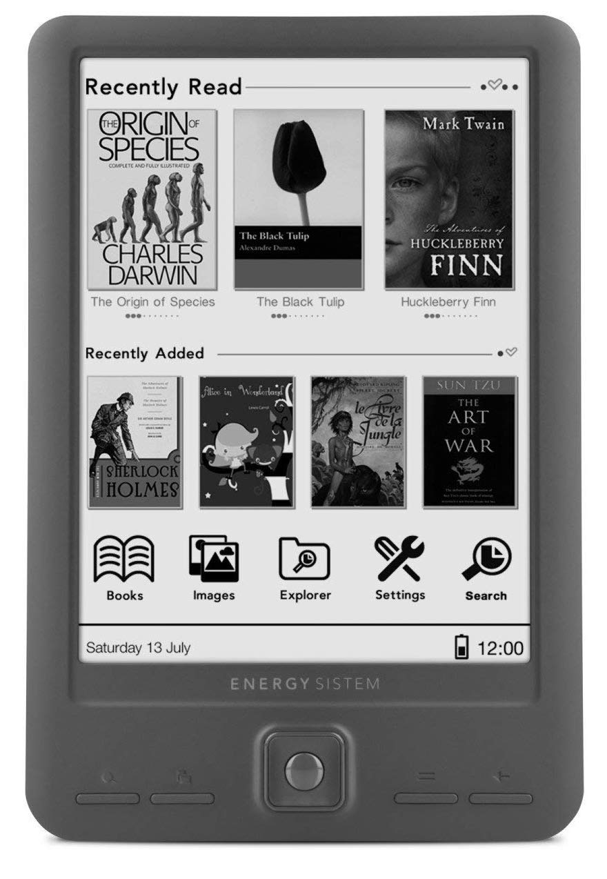 Ebooks Energy Sistem